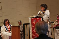 Charge to the Congregation: Rev. Cynthia Cochran Carney, Willow Grove Presbyterian Church, Presbytery of Elizabeth
