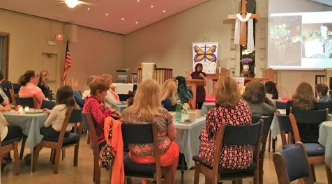 Author's Presentation to the Women's Book Group and Firends