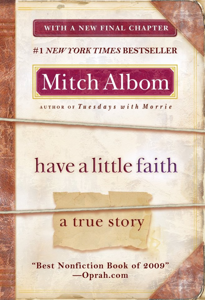 Have A Little Faith by Mitch Alborn