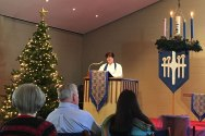 Rev. Diane R. Ford - Advent-2017