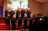 LPC Choir - 3 Crosses - Once Upon A Tree