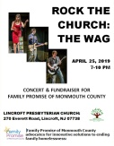 LPC Family Promise Fundraiser Concert: The-Wag