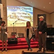 Family Promise Group at LPC - 25 April 2019